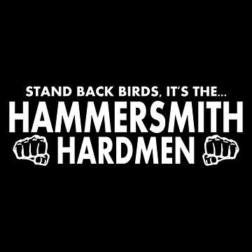'Hammersmith Hardmen' Bottom Design by davidspeed