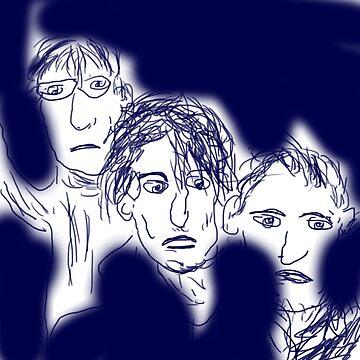 Blue Clues by SGLAZARUS