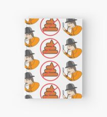 No Shit Sherlock Dingbutt Hardcover Journal