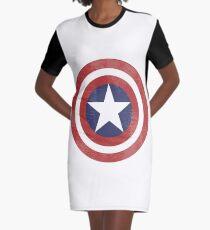 Cap Represent Graphic T-Shirt Dress