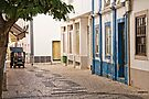 Algarve: Streets of Lagos by Kasia-D
