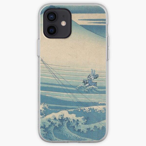 Aventure en haute mer Coque souple iPhone