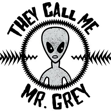 THEY CALL ME MR GR by ideepspace