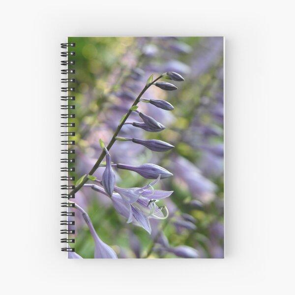 Mays Lake Hostas Spiral Notebook
