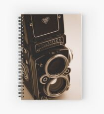 Camera Spiral Notebook