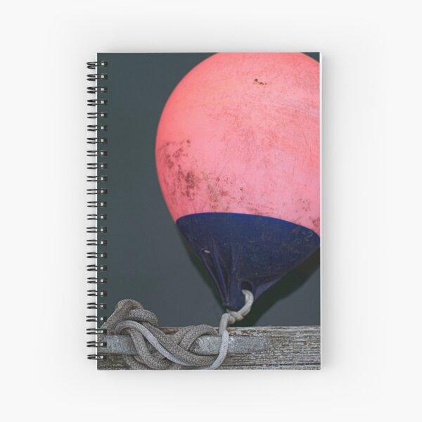 Buoy 3 Spiral Notebook