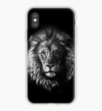 iphone xs case lion