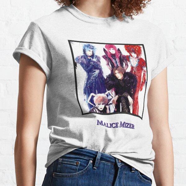 Malice Mizer - merveilles - Gackt, Mana, Kami Camiseta clásica