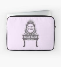 Mrs. Valenti's Beauty Shop - Are You Afraid of the Dark Laptop Sleeve