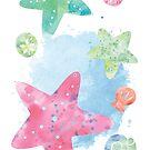 Starfish by MariMansfield