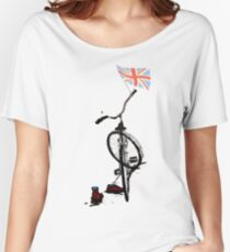 Union Jack II Women's Relaxed Fit T-Shirt