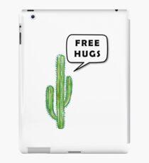 Cactus Free Hugs iPad Case/Skin
