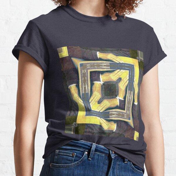 enframing hands (gestell fingers) Classic T-Shirt