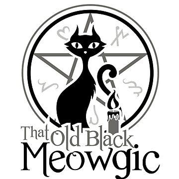 Ese viejo negro meowgic de zombiegirl01