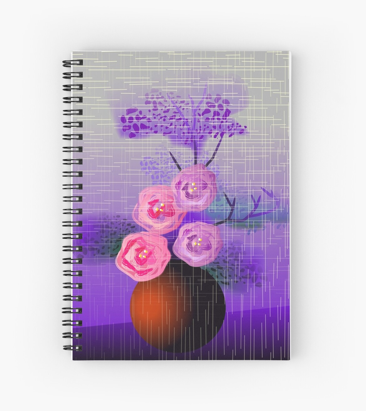 Attractive natural scenery behind the beautiful flowers in a flower attractive natural scenery behind the beautiful flowers in a flower vase by tillydesign izmirmasajfo