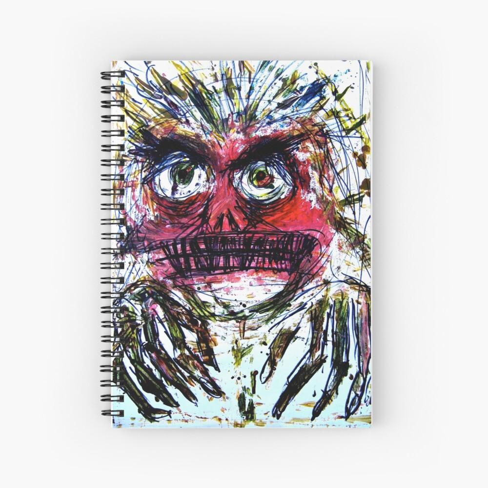 Temper Temper! Spiral Notebook