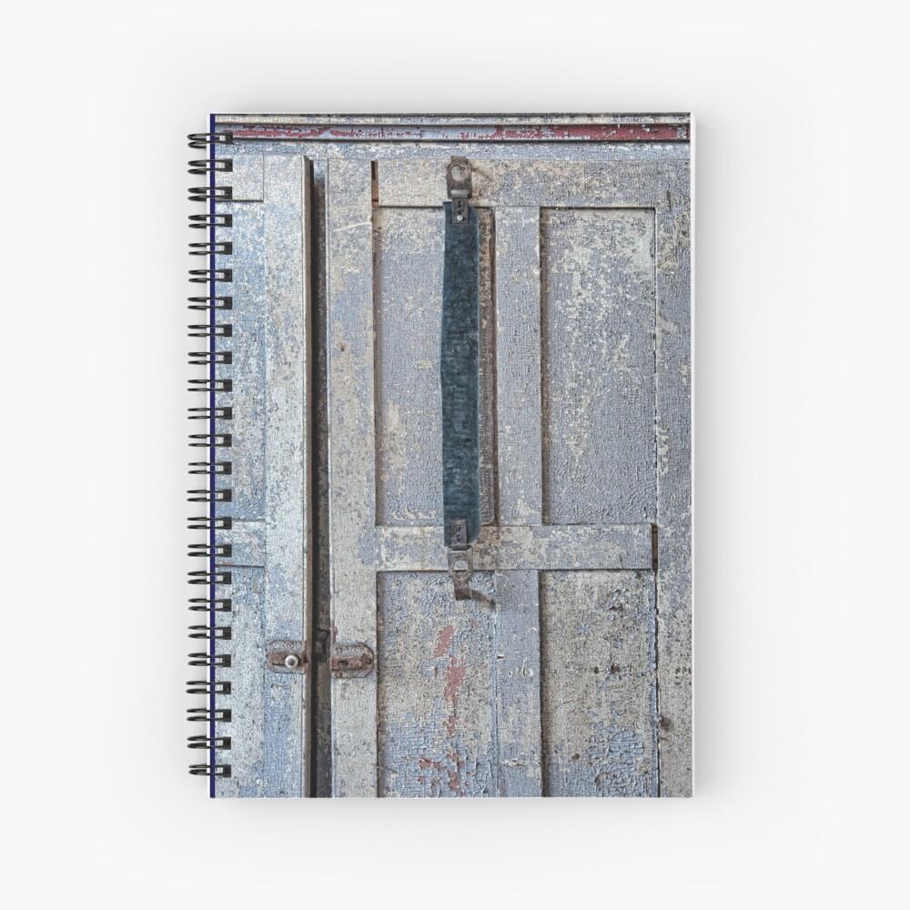 Jim's Cupboard Spiral Notebook