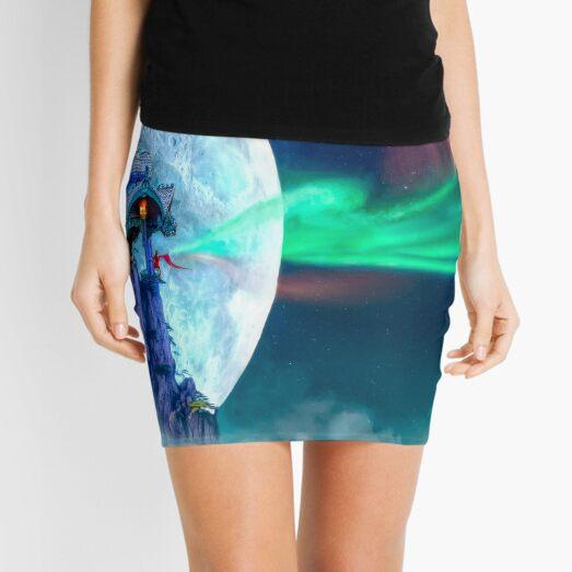 The Lightkeeper Mini Skirt