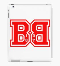 Big Boy BB Logo  iPad Case/Skin