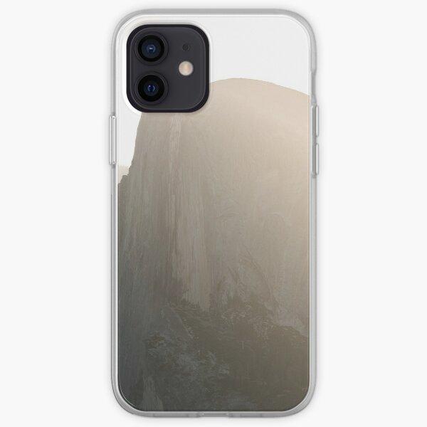 Half Dome Sunrise iPhone Soft Case