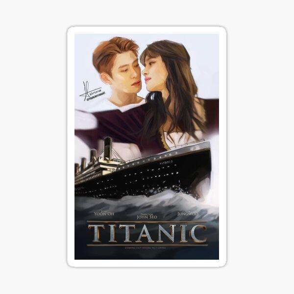 NCT 127 Jaehyun et Jungwoo Sticker