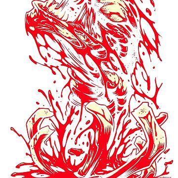 CHESTBURSTER by beastpop