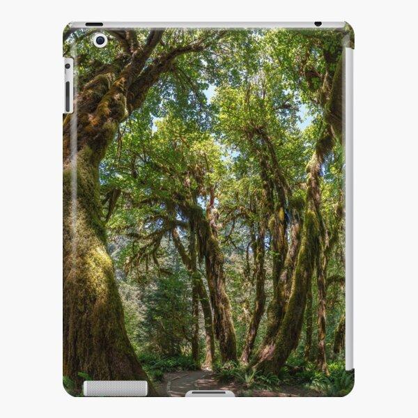 Hoh Rainforest iPad Snap Case