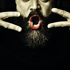 i baci di Giove - Bearded man by i baci di Giove