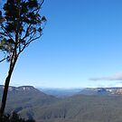 Blue Mountains by Alihogg
