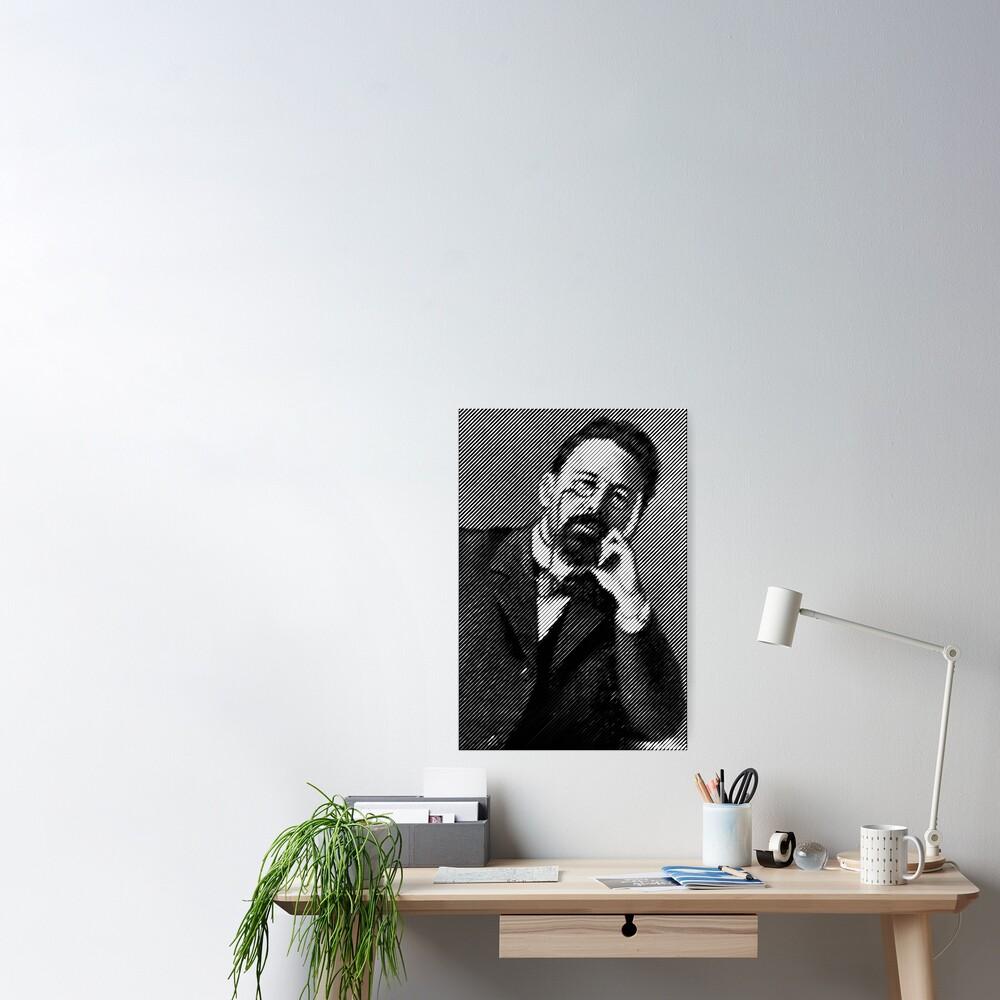 Anton Chekhov  (Чехов) Poster
