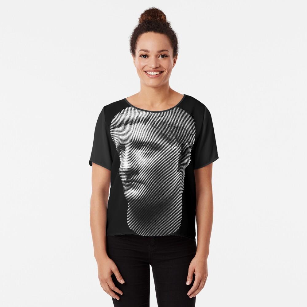 Caligula Chiffon Top
