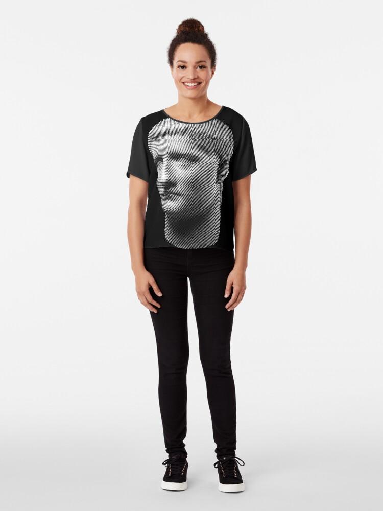 Alternate view of  Caligula Chiffon Top