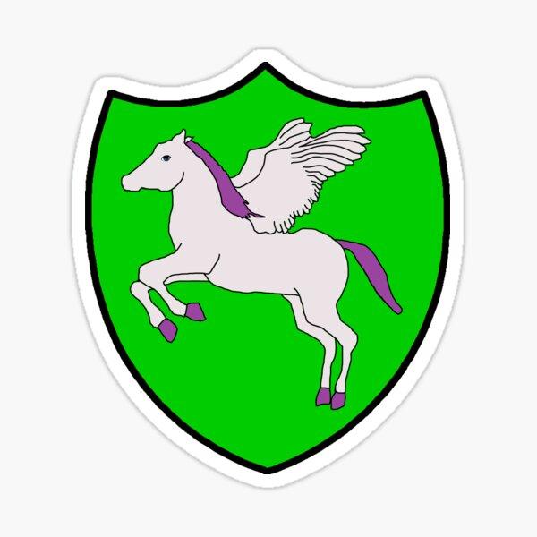 Windhorse Pegasus Sticker