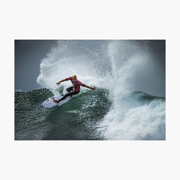 Mick Fanning ~ Bells Beach Photographic Print