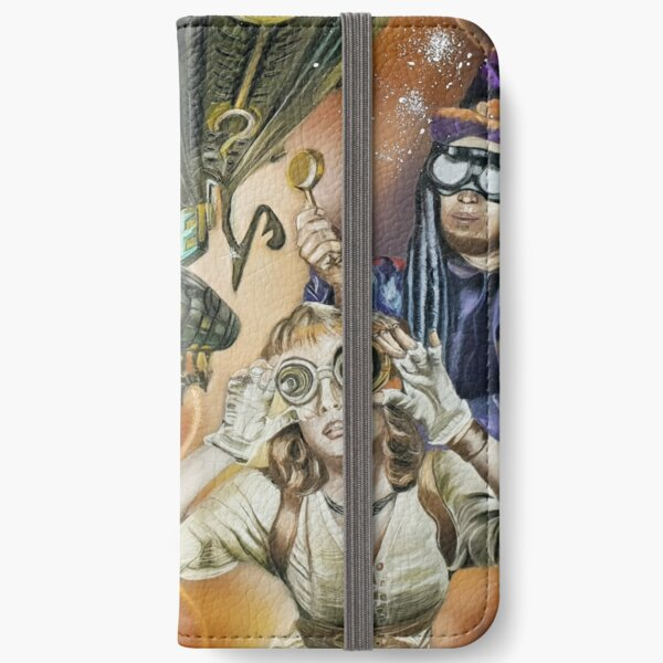 Out of this World iPhone Wallet