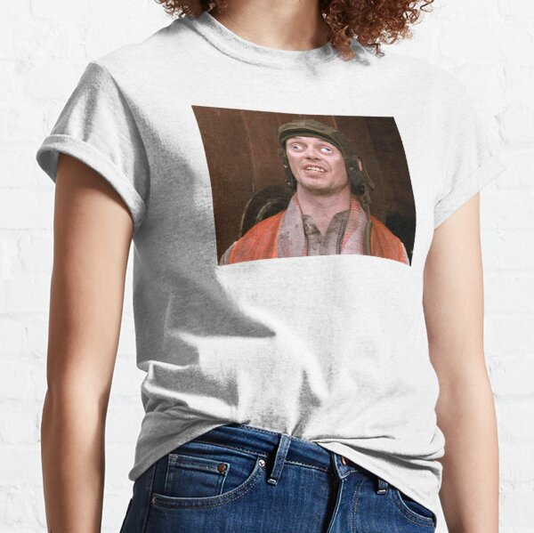 Steve Buscemi Crazy Eyes T-shirt Classic T-Shirt