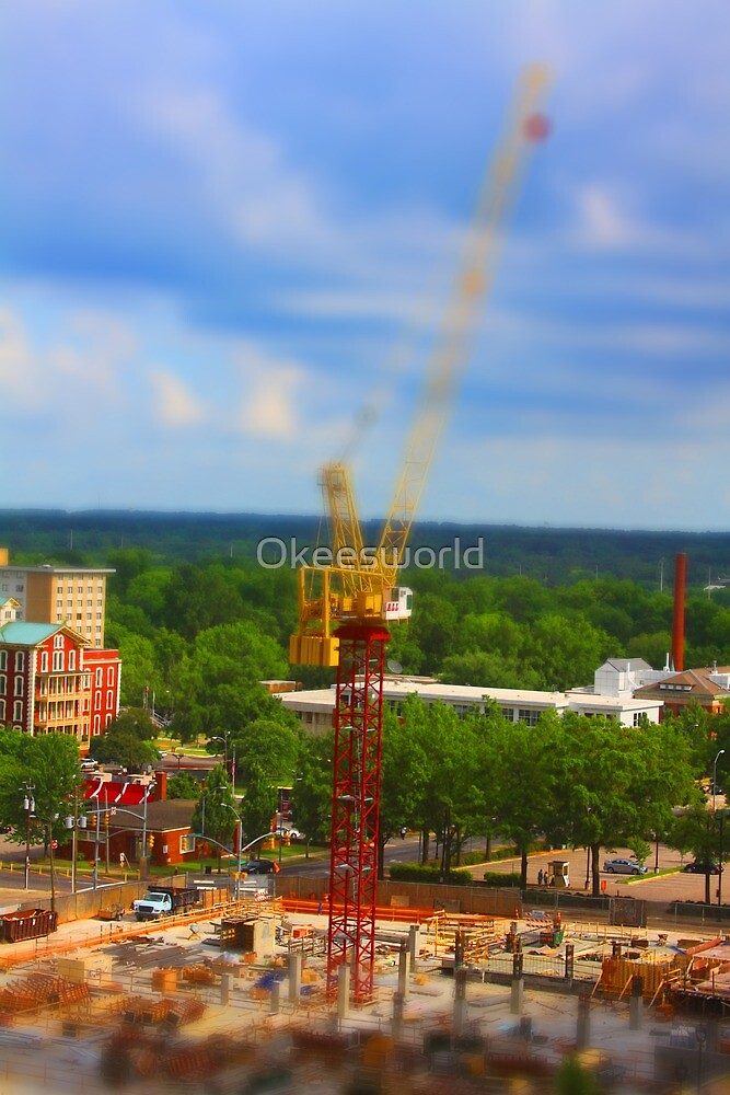 Micro Construction by Okeesworld