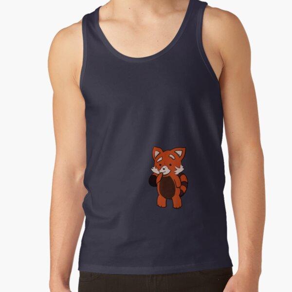 Jasper the Red Panda Tank Top
