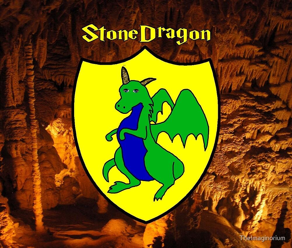 Stonedragon Crest with Dragon by TheImaginorium