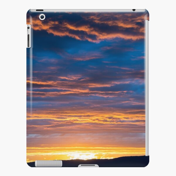 Gallatin Sunset iPad Snap Case