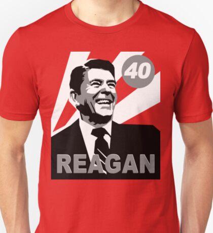 Reagan - 40 T-Shirt