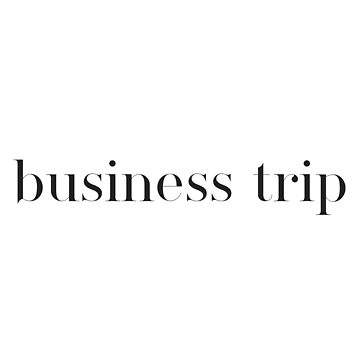 business trip by allthelove