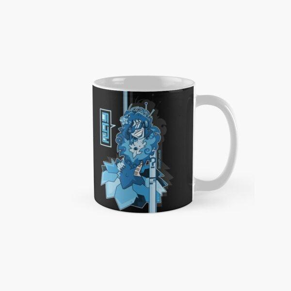 electric blue Classic Mug