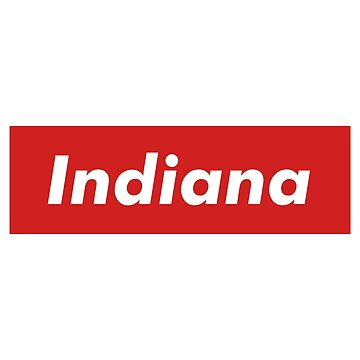 indiana by allthelove