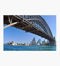 Icons of Sydney Photographic Print