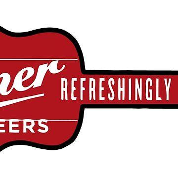 SHINER BEER by marketSPLA