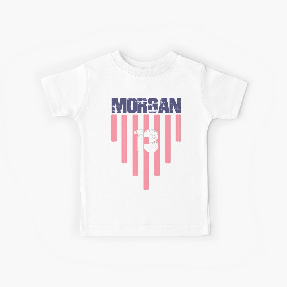 Alex Morgan #13 | USWNT Kids T-Shirt