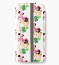 Minnie and Tink iPhone Wallet/Case/Skin