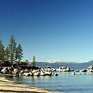 """""""Early Morning Beach Stroll"""" by Lynn Bawden"""