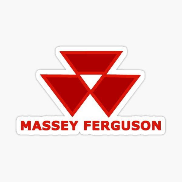 Maquinaria agrícola y tractores Massey Ferguson Pegatina